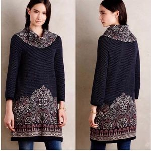 Moth | Imperial Garden Tunic Sweater